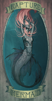 Bioshock: Rapture Mermaid by Becken95