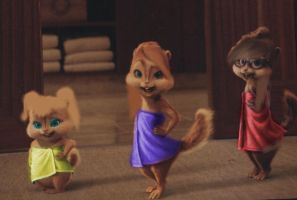 Emily and the Chipettes by MrsEmilySeville