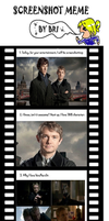 Sherlock BBC -Screenshot meme by Kaveirya
