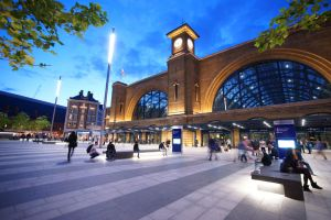 King's Cross Square by josephacheng