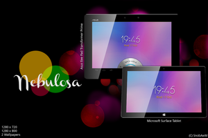 Nebulosa for Transformer Prime and Surface by SNOBAwM