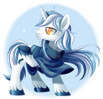 Glacial Rift by Centchi