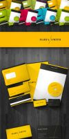 Maria Smith Corporate Identity Package by Lung2005