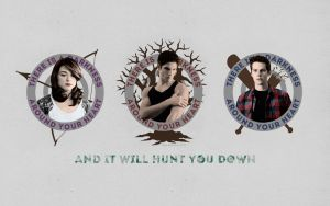 Teen Wolf wallpaper by infiniteangst