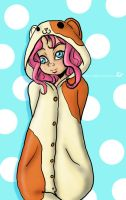 The Odd Little Hamster Girl by PrincessAbiliss
