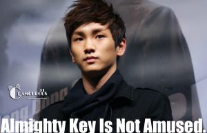 Key Not Amused. by FlawlessInnoncence