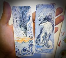 ACEO: Frost by syntyni