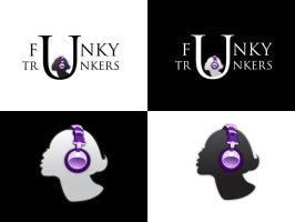 Funky Trunkers logo by Melophonia