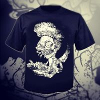 t-shirt evil chef by WillemXSM