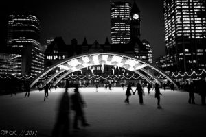 Toronto by Night 3 by vicken