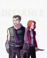 Defiance by ComickerGirl