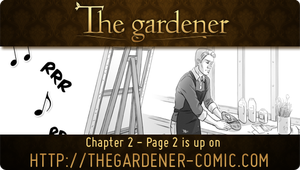 The gardener - Chapter 2 page 2 by Marc-G