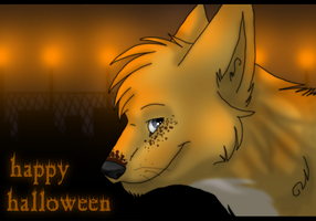 happy halloween by thelunacy-fringe