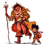 Master and Apprentice by petura