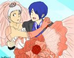 We're Going Bridal Style Aki by 6TheCloakedNocturne9