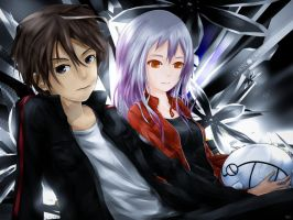 Guilty Crown by saiki2