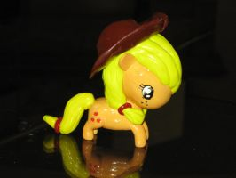 Apple Jack Unicorno by FairyAnts