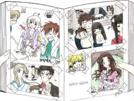 clamp contert entry by mayuka-chan