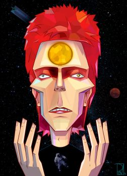 The starman by SaPov