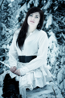 Winter Portrait III by KasperGustavsson