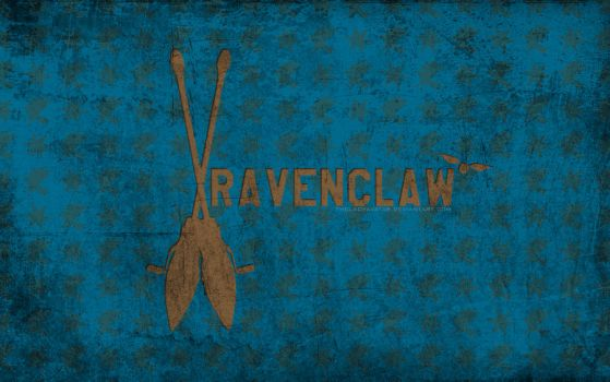 Quidditch Team Pride Wallpaper: Ravenclaw by TheLadyAvatar