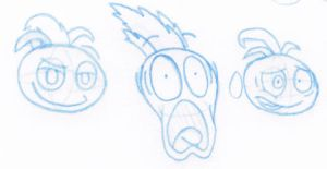 WizzDono Faces by AquaRaptor