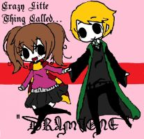 Draco and Hermione: Crazy Little Dramione by WeAreMarauders