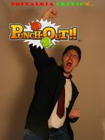 Nostalgia Critic's Punch out by Rddy0011