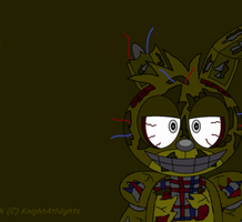 Five Nights At Freddys 3 GIF by KnightAtNights
