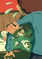 Jeg er William - 2 by MikkelSommer