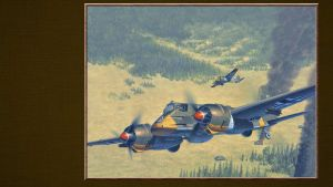 3RD REICH LW HS129 GROUND ATTACK HD Wallpapers by PanzerBob
