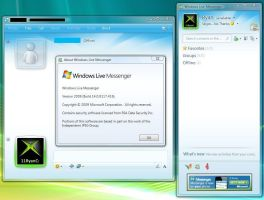 Windows Live Messenger (v. 2009) Revived 2014 by a11ryanc