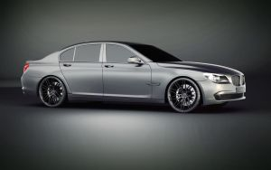 BMW 7Series F01_I by DuronDesign