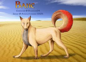 Bane for Desertfox04 by KanaScott