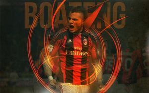 Kevin Prince Boateng Wp :D by LabsOfAwesome