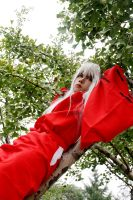 InuYasha cosplay by boomjoy