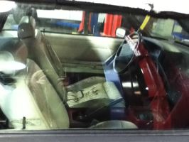 98 Mustang (Inside Interior) by MrCoolOrange