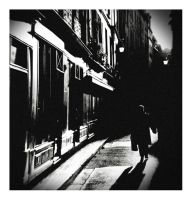 Rue des ombres by Loucos