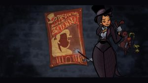 zatanna by dinglehopper