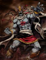 Mumm-Ra tribute by ArturSG