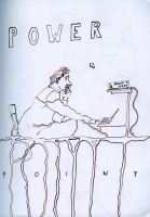 Mr.Power Point by sajkosyn