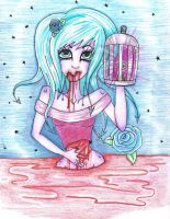 Bleed Sister Bleed by daddy-likes-men11