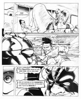 Sectornauts Page 5 by onetitan