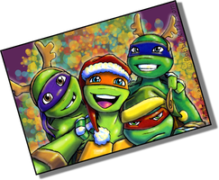 A Very Mikey Christmas by resuki