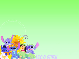 Lilo and Stitch Blend. by AstroZombie95