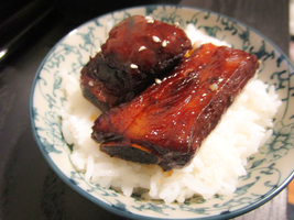 Sweet and Sour Ribs by Vivisuke