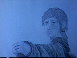 The Last of Us- Ellie (in progress) by alex4-real