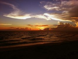 Ft Myers Beach by Willberr
