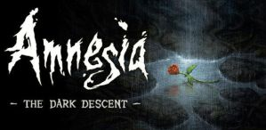Amnesia: The Dark Descent Title Page by AmberTheAlchemist