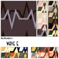 Wave 5 by SkyWookiee